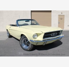 1967 Ford Mustang for sale 101198360