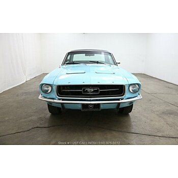 1967 Ford Mustang for sale 101204912