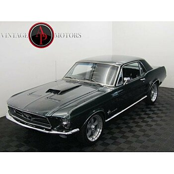 1967 Ford Mustang for sale 101272898