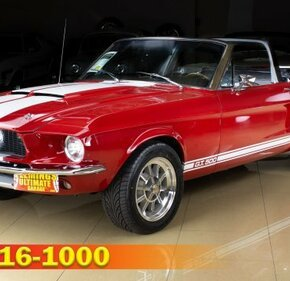 1967 Ford Mustang Shelby GT500 for sale 101282940