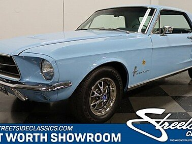 1967 Ford Mustang for sale 101331494