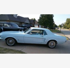 1967 Ford Mustang for sale 101341332