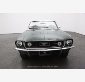1967 Ford Mustang for sale 101376099