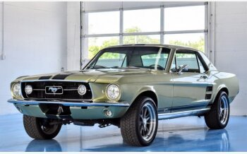 1967 Ford Mustang GT for sale 101379465