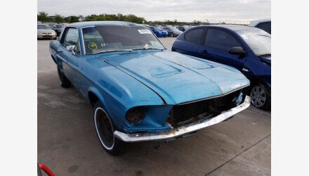 1967 Ford Mustang for sale 101383671
