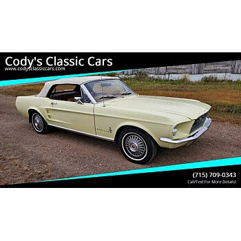 1967 Ford Mustang for sale 101390097
