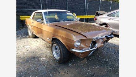 1967 Ford Mustang for sale 101396404