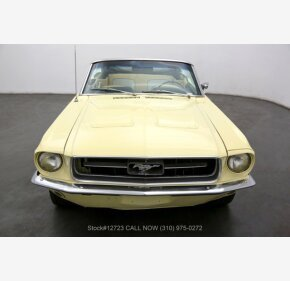1967 Ford Mustang Convertible for sale 101400372