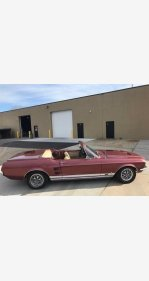 1967 Ford Mustang GT for sale 101411020