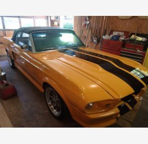 1967 Ford Mustang for sale 101411070