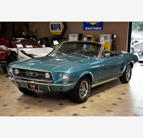 1967 Ford Mustang Convertible for sale 101416593