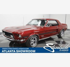 1967 Ford Mustang for sale 101460661