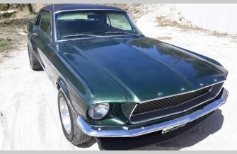 1967 Ford Mustang for sale 101504831
