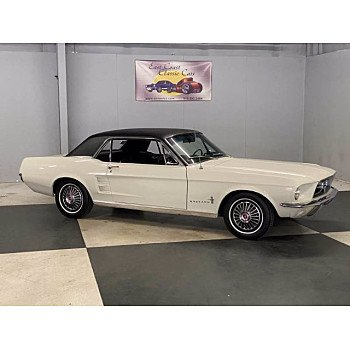 1967 Ford Mustang for sale 101510511