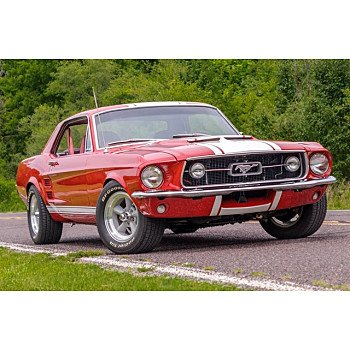 1967 Ford Mustang GT for sale 101558869