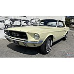 1967 Ford Mustang for sale 101594483