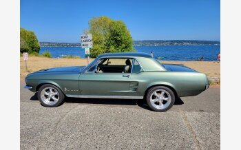 1967 Ford Mustang Coupe for sale 101594970