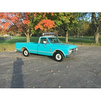 1967 GMC C/K 1500 for sale 100865858