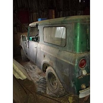 1967 International Harvester Scout for sale 100904623
