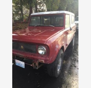 1967 International Harvester Scout for sale 101124839