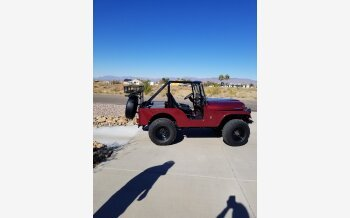 1967 Jeep CJ-5 for sale 101406068