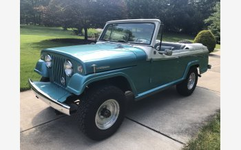 1967 Jeep Jeepster for sale 101560083