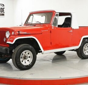 1967 Jeep Jeepster for sale 101329986