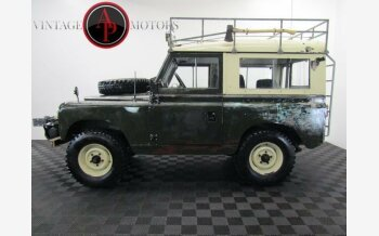 1967 Land Rover Series II for sale 101229952