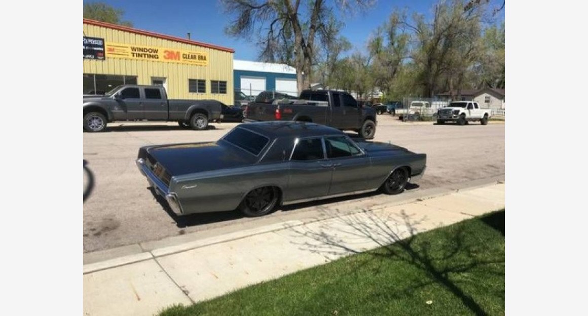 1967 Lincoln Continental for sale 100966281