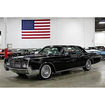 1967 Lincoln Continental for sale 101249017