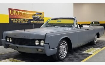 1967 Lincoln Continental for sale 101382618