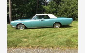 1967 Lincoln Continental Executive for sale 101594737
