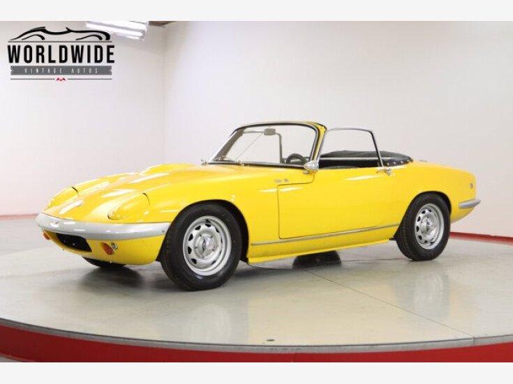 1967 Lotus Elan for sale 101598095