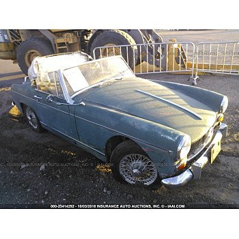 1967 MG MGB for sale 101102239