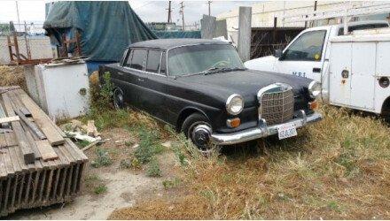 1967 Mercedes-Benz 200D for sale 101123662