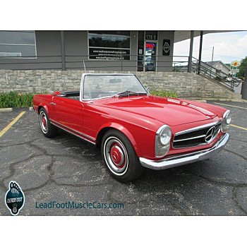 1967 Mercedes-Benz 230SL for sale 100923739