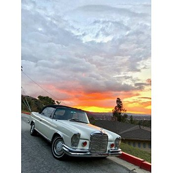 1967 Mercedes-Benz 250SE for sale 101132743