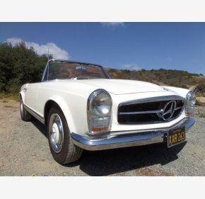 1967 Mercedes-Benz 250SL for sale 101210123