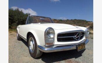 1967 Mercedes-Benz 250SL for sale 101210123