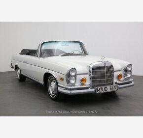 1967 Mercedes-Benz 300SE for sale 101286831