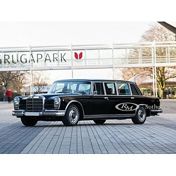 1967 Mercedes-Benz 600 for sale 101319337