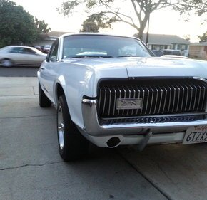 1967 Mercury Cougar XR7 for sale 101170143