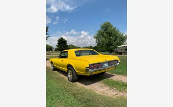1967 Mercury Cougar Coupe for sale 101211438