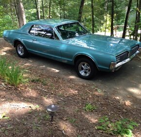1967 Mercury Cougar Coupe for sale 101371872