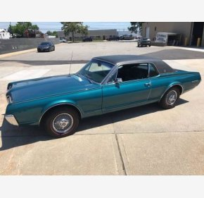 1967 Mercury Cougar for sale 101357329