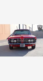 1967 Mercury Cougar for sale 101442639