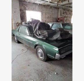 1967 Mercury Cougar XR7 for sale 101444070