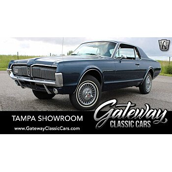 1967 Mercury Cougar for sale 101595543