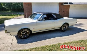 1967 Oldsmobile 442 for sale 101360505