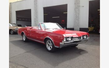 1967 Oldsmobile Cutlass Supreme for sale 101207698